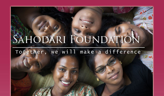 Empowerment for young people fom Sahodari  Foundation