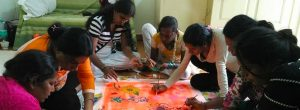 Sahodari Foundation Art workshop